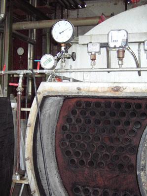 Druckprüfung mit TÜV