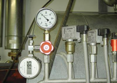 TÜV-Abnahme Dampfkessel